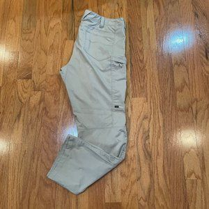 5.11 Tactile Tan Khaki Cargo Pants 40 x 34 Men